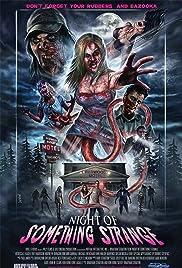 Night of Something Strange Poster