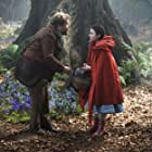 James Corden and Lilla Crawford in Into the Woods (2014)