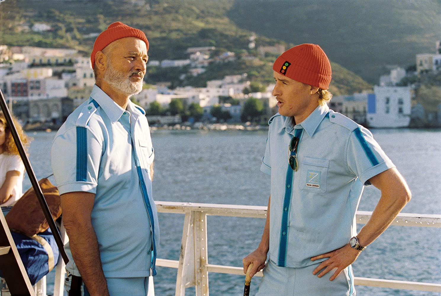 6790ca04f1a Bill Murray and Owen Wilson in The Life Aquatic with Steve Zissou (2004)