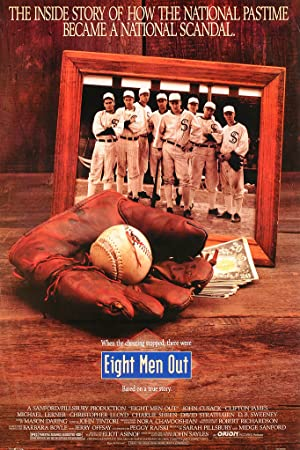 Eight Men Out Poster Image