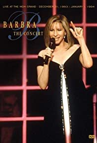 Primary photo for Barbra: The Concert