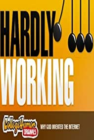 Hardly Working (2007) Poster - TV Show Forum, Cast, Reviews