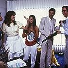 Demi Moore, Michael Caine, Valerie Harper, Michelle Johnson, and Joseph Bologna in Blame It on Rio (1984)