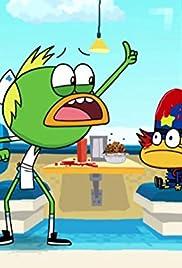 Diner Ducks/Switcheroo Poster