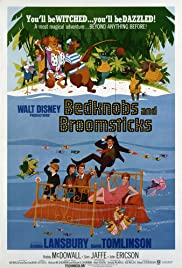 Bedknobs and Broomsticks (1971) 720p
