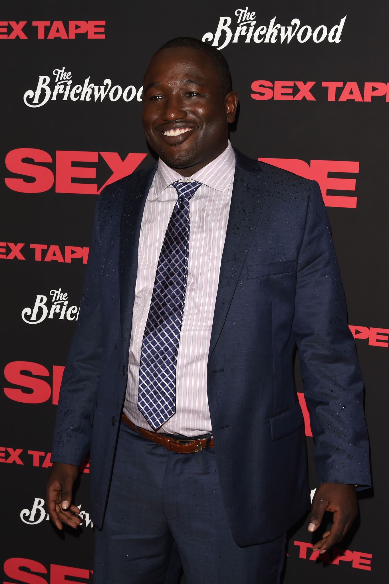 Hannibal Buress at an event for Sex Tape (2014)