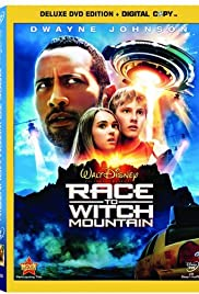 Race to Witch Mountain: Bloopers Poster
