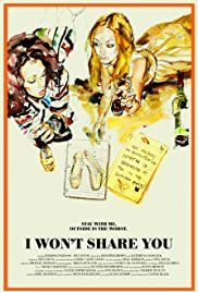 I Won't Share You Poster
