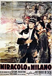 Miracle in Milan(1951) Poster - Movie Forum, Cast, Reviews