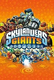 Skylanders: Giants Poster