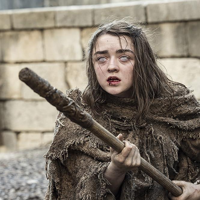Maisie Williams in Game of Thrones (2011)