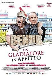 Benur - Un gladiatore in affitto Poster