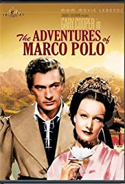 The Adventures of Marco Polo Poster