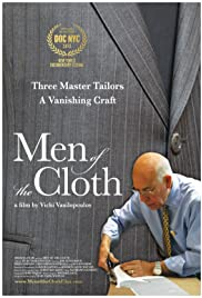 Men of the Cloth Poster