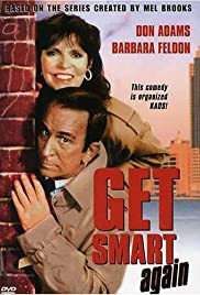 Get Smart, Again! (1989) Poster - Movie Forum, Cast, Reviews