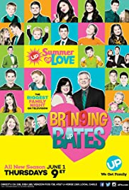 Bringing Up Bates Poster