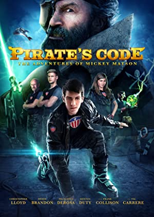 Where to stream Pirate's Code: The Adventures of Mickey Matson