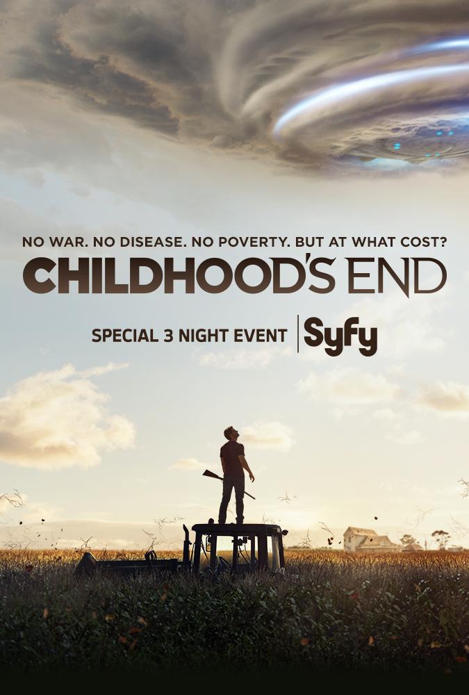 VAIKYSTĖ BAIGĖSI (1 Sezonas) / CHILDHOOD'S END Season 1