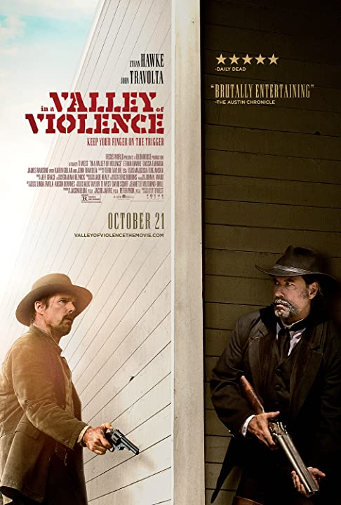 In a Valley of Violence (2016) Hindi Dubbed