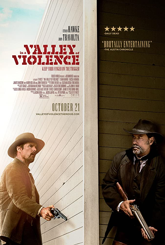 In a Valley of Violence download
