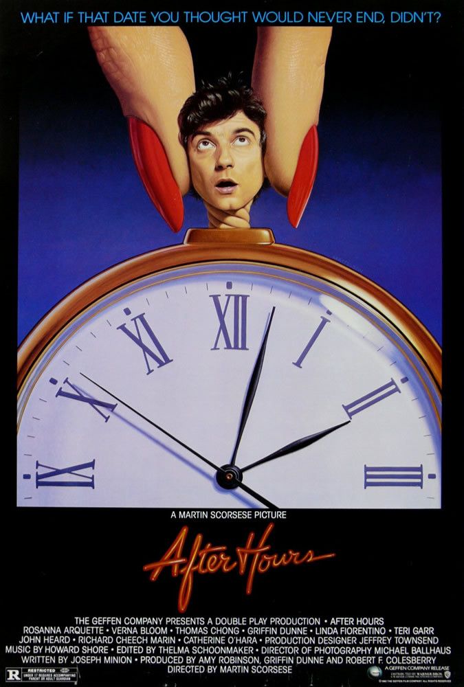 Griffin Dunne in After Hours (1985)