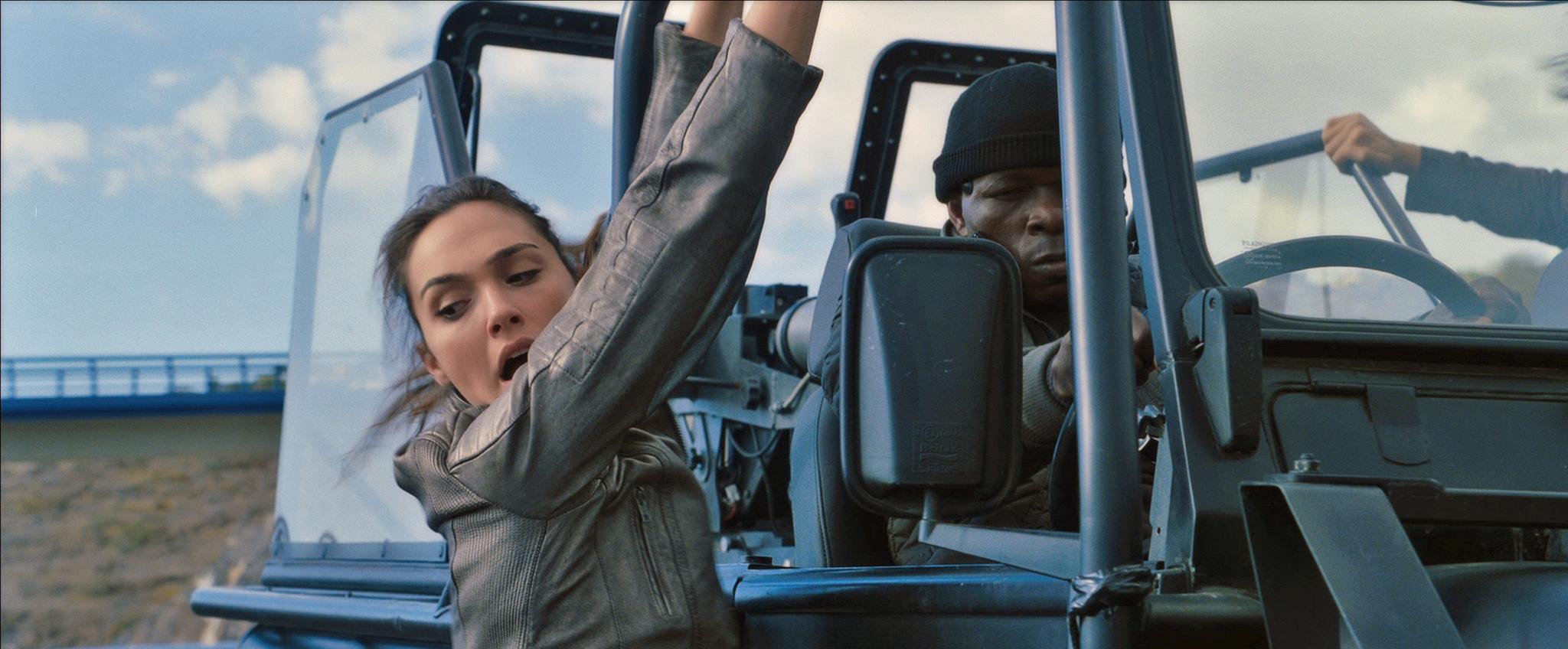 Gal Gadot in Furious 6 (2013)