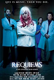 A Requiem for a Nightingale Poster
