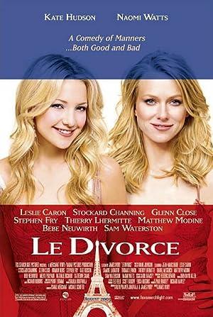 Where to stream Le divorce