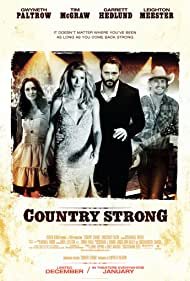 Gwyneth Paltrow, Tim McGraw, Leighton Meester, and Garrett Hedlund in Country Strong (2010)