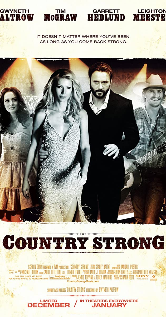 Watch Full HD Movie Country Strong (2010)