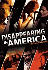 Disappearing in America Poster