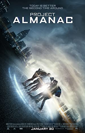 poster for Project Almanac