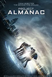 Project Almanac (2015) 1080p
