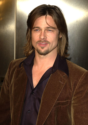 Brad Pitt at an event for Solaris (2002)