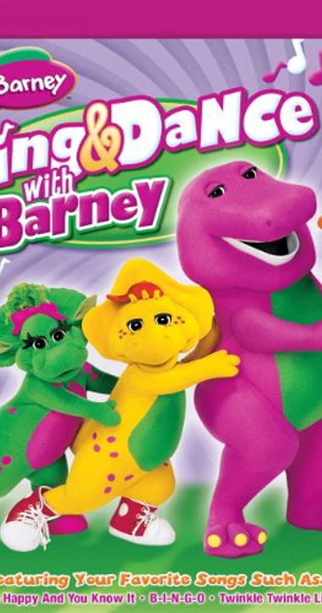 Sing and Dance with Barney (Video 1999) - IMDb