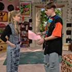 Melissa Joan Hart and Sean O'Neal in Clarissa Explains It All (1991)