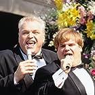 Chris Farley and Brian Dennehy in Tommy Boy (1995)
