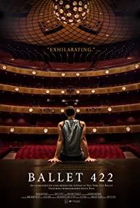 Movie list to watch Ballet 422 by Bess Kargman [720