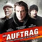 John Travolta, Christopher Plummer, and Tye Sheridan in The Forger (2014)