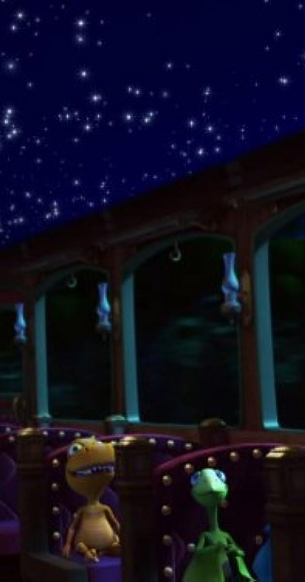 dinosaur train star gazing in the night train tv episode