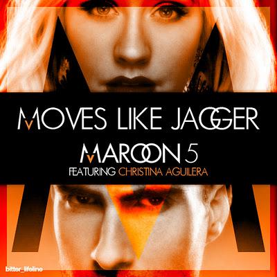 دانلود زیرنویس فارسی فیلم Maroon 5 Feat. Christina Aguilera: Moves Like Jagger