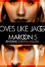 Maroon 5 Feat. Christina Aguilera: Moves Like Jagger Poster