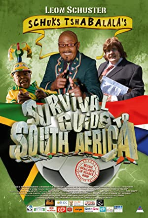 Where to stream Schuks Tshabalala's Survival Guide to South Africa