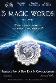 3 Magic Words Poster