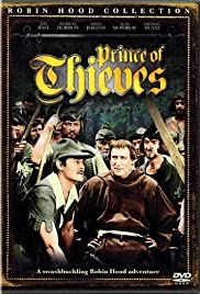 The Prince of Thieves Poster