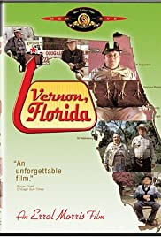 Vernon, Florida (1981) Poster - Movie Forum, Cast, Reviews
