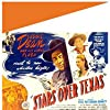 Roscoe Ates, Eddie Dean, Shirley Patterson, and Flash in Stars Over Texas (1946)