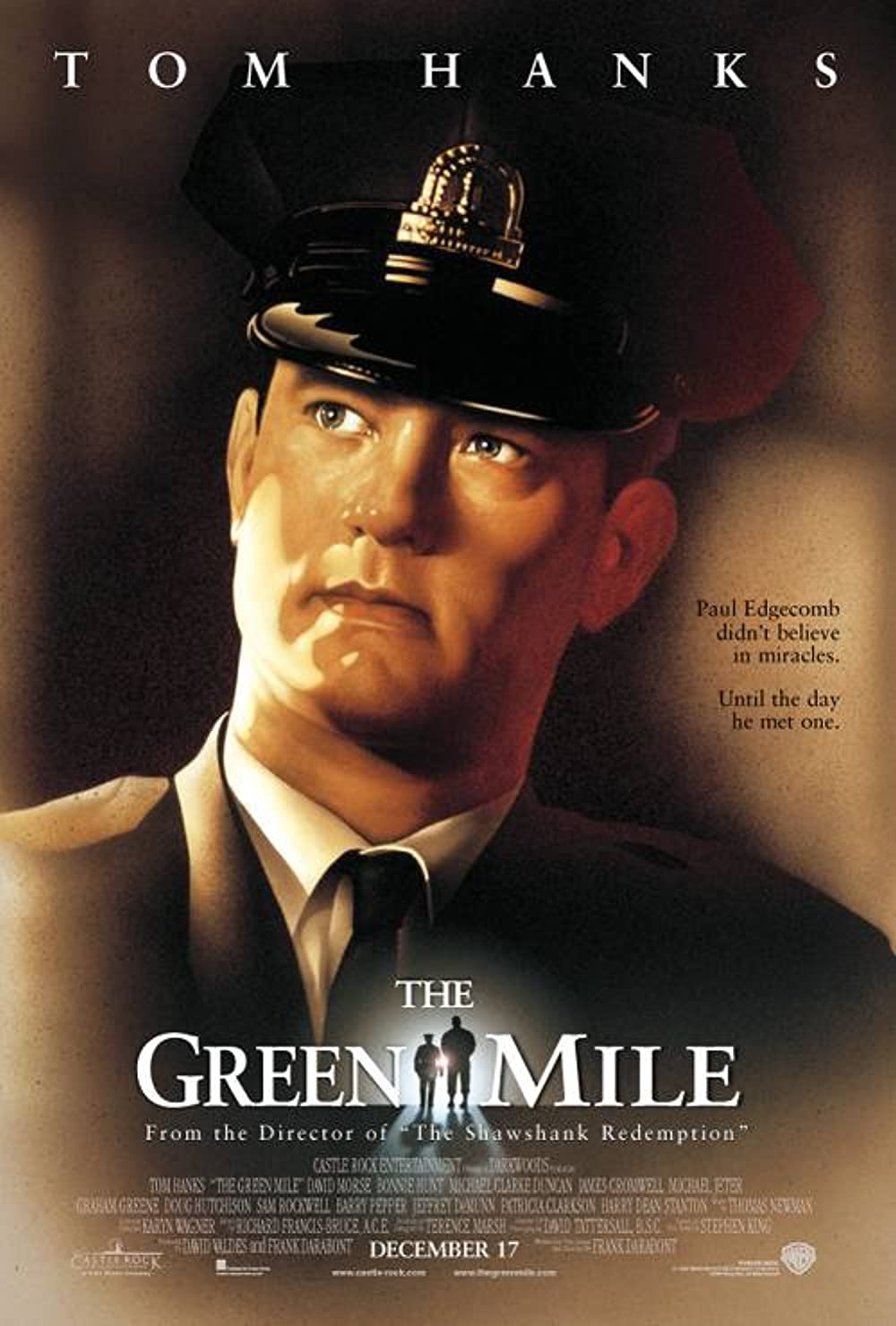 Quotes the movie mile green Green by