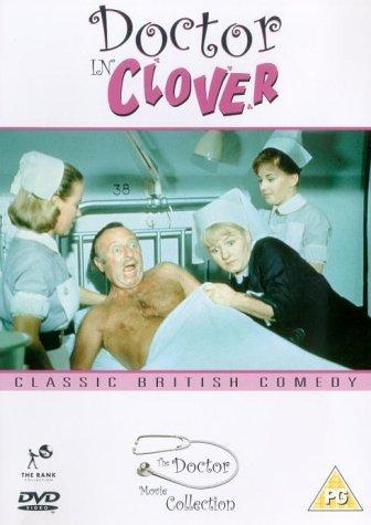 Suzan Farmer, Arthur Haynes, and Joan Sims in Doctor in Clover (1966)