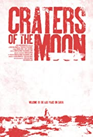 Craters of the Moon Poster